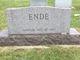 Ralph W Ende