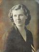 "Profile photo:  Helen Wilhelmina ""Chick"" <I>Petersen</I> Burgess"