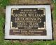 George William Hutchinson