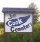 Jim Cook Cemetery
