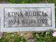 Edna Rudicel