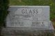 Beverly Hazel <I>White</I> Glass