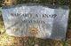 Margaret Ardella <I>Knapp</I> Stevenson