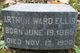 Arthur Ward Ellis