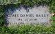 Profile photo:  James Daniel Bailey