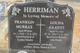 Louisa Gladys <I>Huckauff</I> Herriman