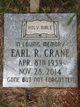 Earl Roger Crane
