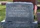"Olive ""Ollie"" <I>Morris</I> Calhoun"