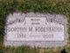 Dorothy Mae <I>McLean</I> Rodenbaugh