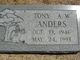 "Anthony Wayne ""Tony"" Anders"