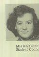 Marian Eileen <I>Butcher</I> Lee