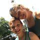 Ashley McNair Bradford & Landon Bradford (9 y.o.)