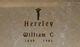 William Cotter Hereley