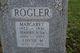 Margaret Rogler
