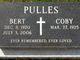 """Lambertus Petrus """"Bert"""" Pulles"""