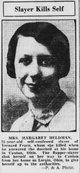 Rhoda Margaret <I>Horner</I> Heldman