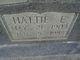 Profile photo:  Hattie E. <I>Brand</I> Aldridge