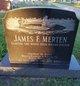 Profile photo:  James F. Merten