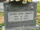 Profile photo:  Alton Leon Abbott