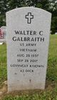 "Walter Carrol ""Dick"" Galbraith"