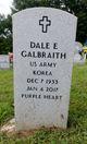 Dale E Galbraith