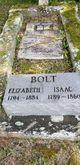 Profile photo:  Elizabeth <I>Booton</I> Bolt