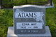 Profile photo:  Edna May Adams