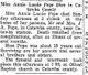 Annie Lucille Pope