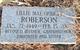 Lillie Mae <I>Ridge</I> Roberson