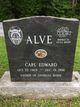 Profile photo:  Carl Edward Alve, Jr
