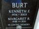 Margaret Rose <I>Bott</I> Burt