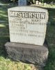 Profile photo:  Mary A <I>Masterson</I> Annen