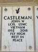 Profile photo:  John W Castleman