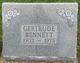 Gertrude Manna <I>Smith</I> Bennett