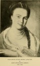 Elizabeth <I>Byles</I> Brown