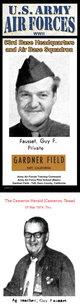 Profile photo:  Guy F Fausset