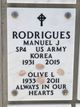 Olive Louise Rodrigues