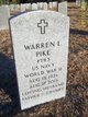 Warren Lee Pike