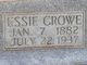 Profile photo:  Essie <I>Crowe</I> Burns