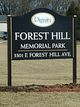 Forest Hill Memorial Park