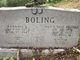 "Nancy Ann ""Nannie"" <I>Feltner</I> Boling"