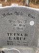 Profile photo:  Teena D. <I>Page</I> Larue
