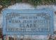 Wilma Jean <I>McNutt</I> Clark