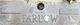 Profile photo:  Betsy Merle <I>Morrison</I> Farlow