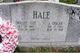 Dollie Lee <I>Jones</I> Hale