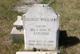 Profile photo:  George William Addison