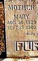 Profile photo:  Mary A <I>Phillips</I> Purvis