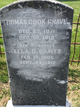 Thomas Cook Graves