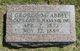 Profile photo: Capt George Mason Abbey