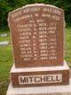 Capt George Washington Mitchell